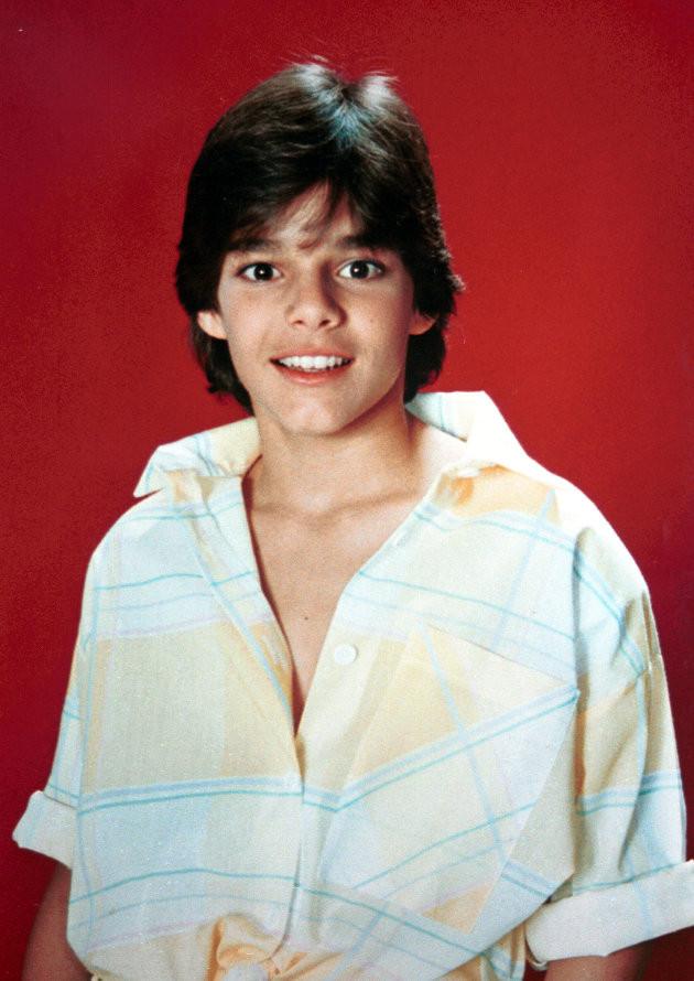 Ricky Martin, Menudo