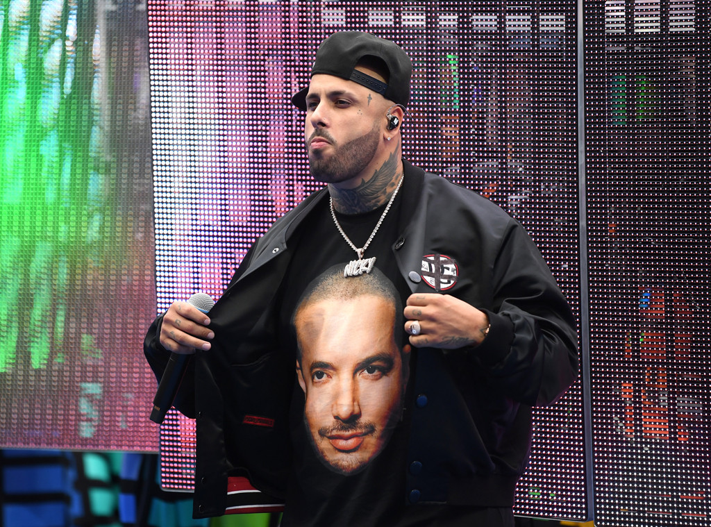 Nicky Jam, Fifa World Cup Final 2018