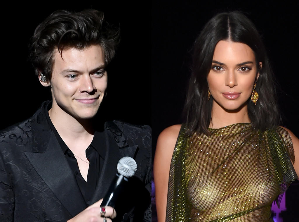 Harry Styles, Kendall Jenner