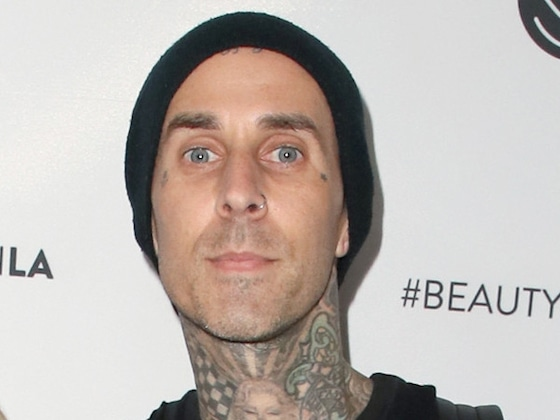 Travis Barker Recalls Surviving ''Really Bad'' Car Crash With School Bus