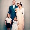 Prince Louis Christening, Prince Louis, Prince George, Princess Charlotte, Prince William, Kate Middleton