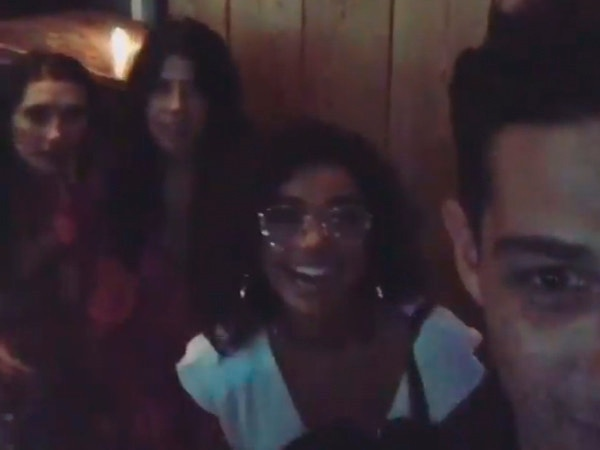 Here's What Happened When Wells Adams Went to Sarah Hyland's High School Reunion