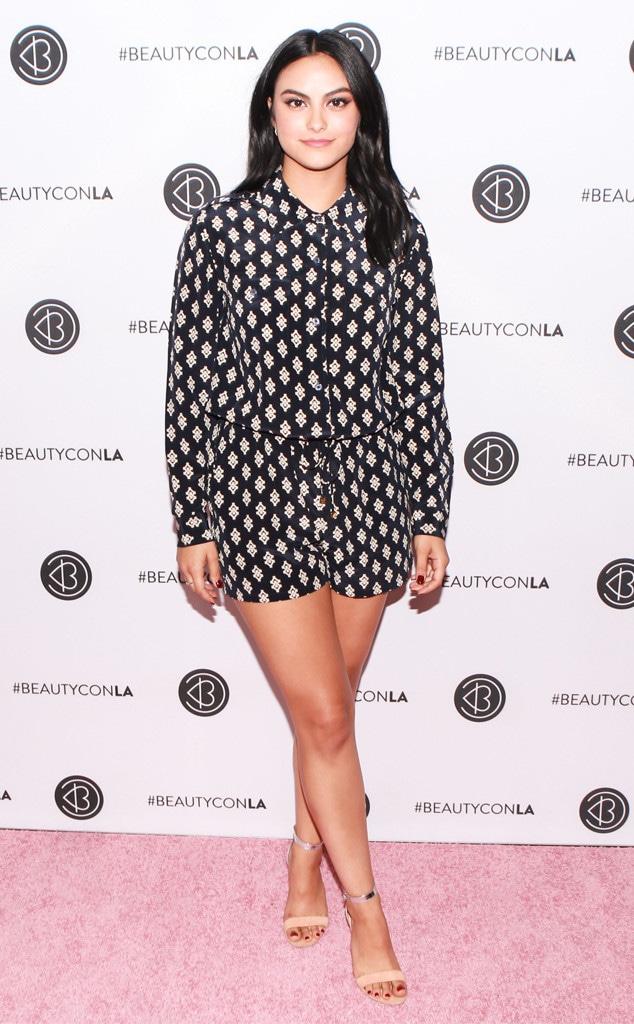 Camila Mendes, Los Angeles Beautycon
