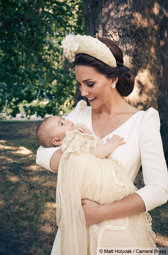 Prince Louis Christening, Prince Louis, Kate Middleton