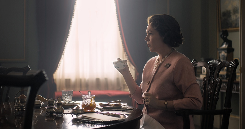 'The Crown': Netflix Releases First Look at Olivia Colman as the Queen
