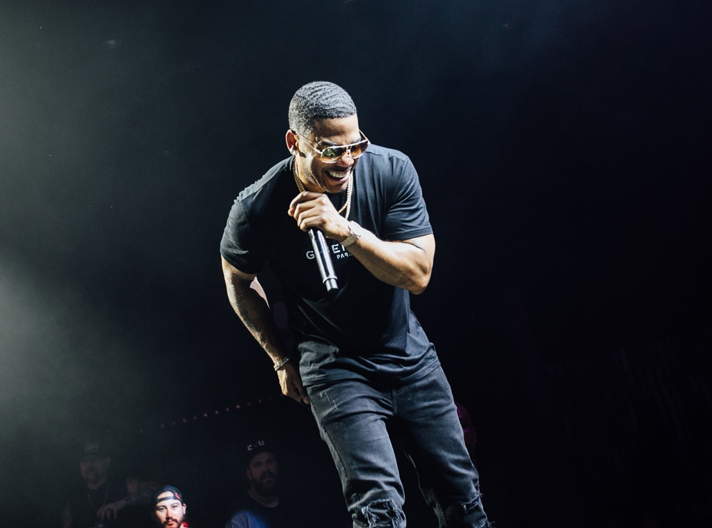 """Nelly -  The """"Hot in Herre""""rapper performs at DAER Nightclub at Hard Rock Hotel & Casino in Atlantic City."""