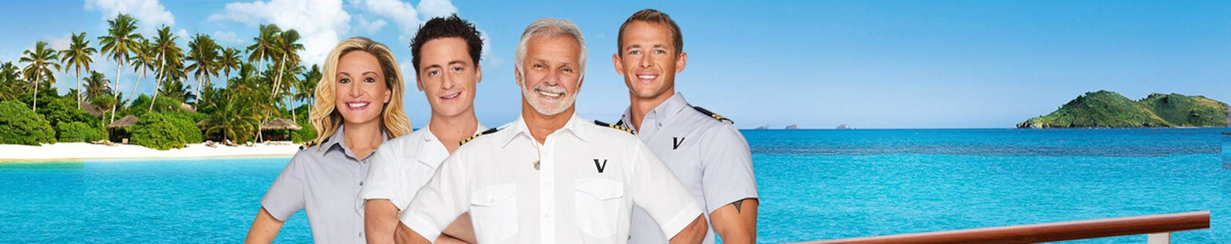 Below Deck Show Page