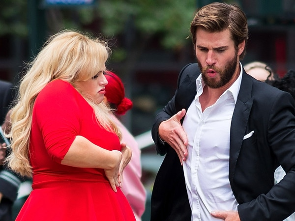 These Photos of Rebel Wilson Dancing With Liam Hemsworth Will Make Your Day