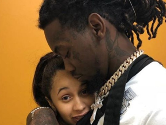 Offset Out of Jail and Back Home With Cardi B and Baby After Gun Possession Arrest