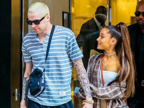 Fans Think They've Discovered Ariana Grande and Pete Davidson's Wedding Date