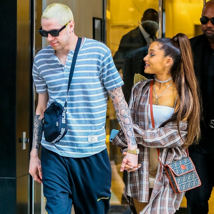 Fans Think They Ve Discovered Ariana Grande And Pete Davidson S