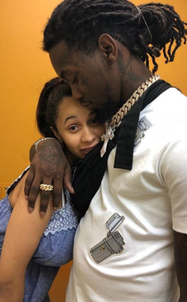 Cardi B And Offset Vacation In Puerto Rico Together Weeks After