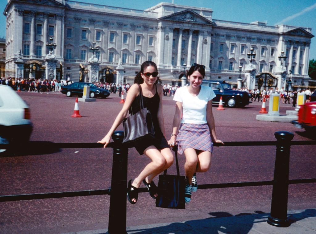 Meghan Markle, Buckingham Palace