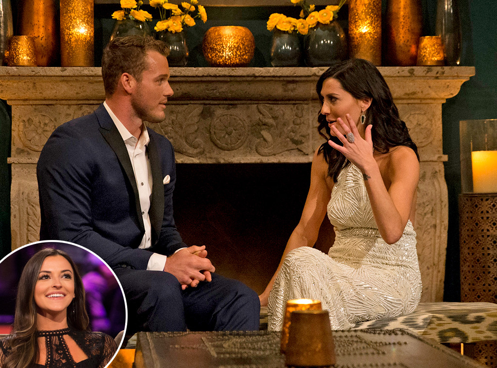 Becca Kufrin, Colton Underwood, Tia, The Bachelorette