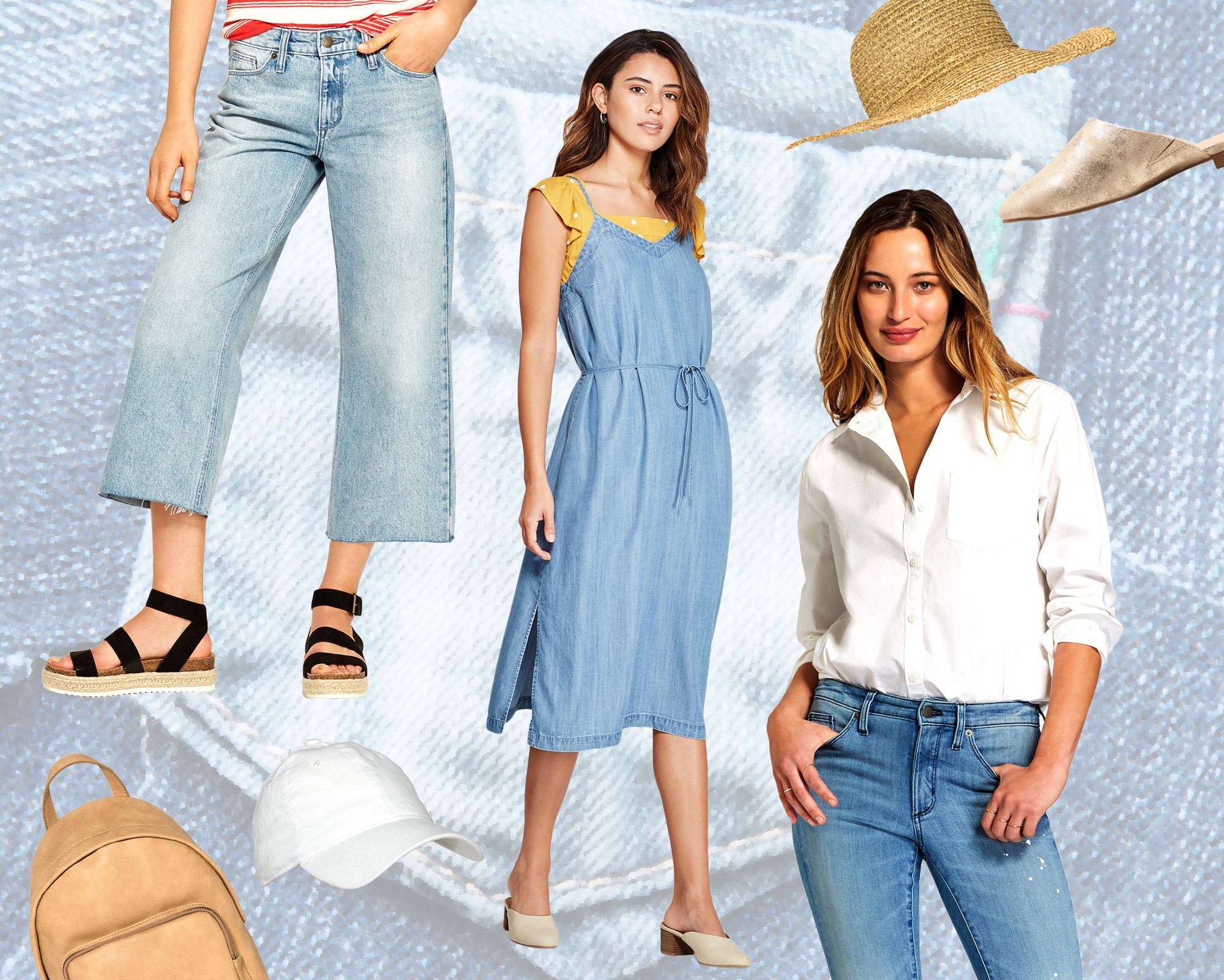 5c11745c21 You Only Need These 11 Style Staples in Your Summer Wardrobe | E ...
