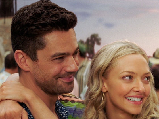 "Amanda Seyfried's Husband Was ""Jealous"" of Dominic Cooper"