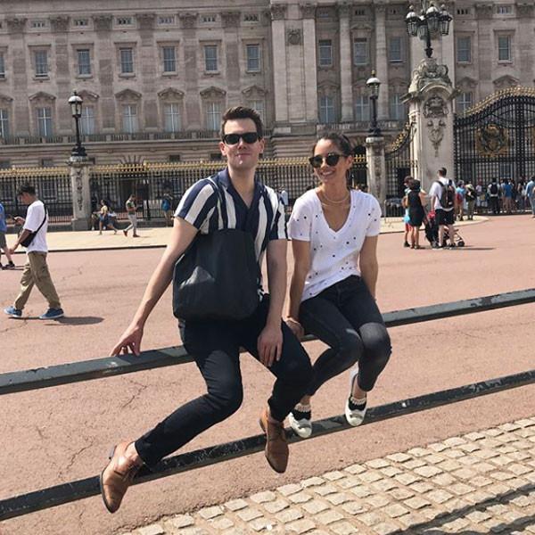 Olivia Munn, Buckingham Palace