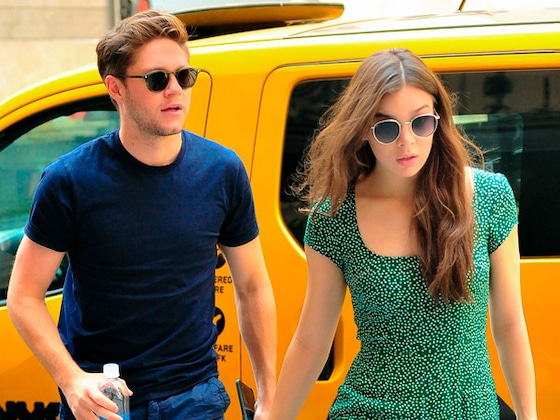 Hailee Steinfeld and Niall Horan Couple Up in New York City