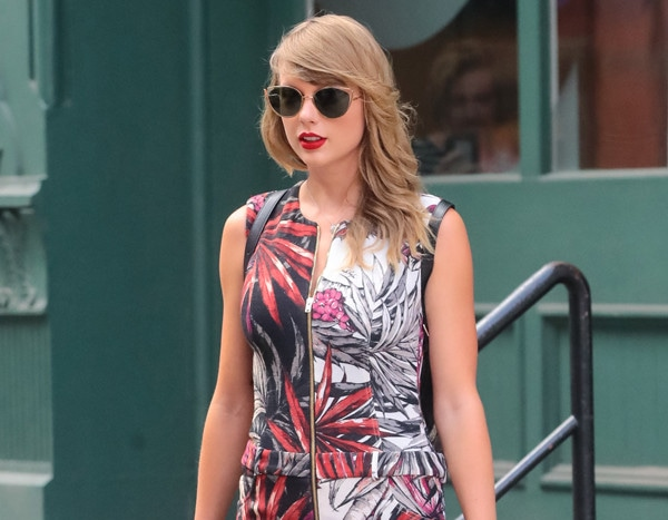 f14c31bb114 Attention Swifties  Taylor Swift s New York City Style Parade Is Back and  We Can t Look Away