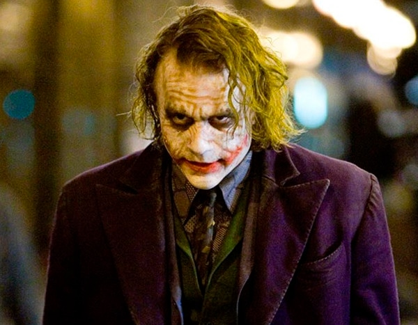 Image result for joker heath ledger