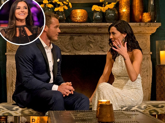 <i>The Bachelorette</i>'s Becca Kufrin Defends Tia Booth Over Colton Underwood Love Triangle