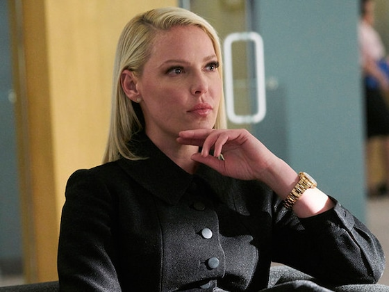 Katherine Heigl Is So Excited to Be on <i>Suits</i>