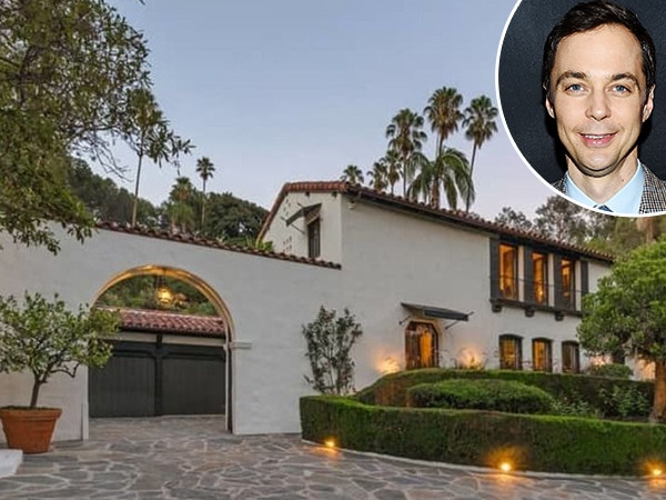 Go Inside Jim Parsons' $9 Million Los Angeles Mansion Before It's Sold