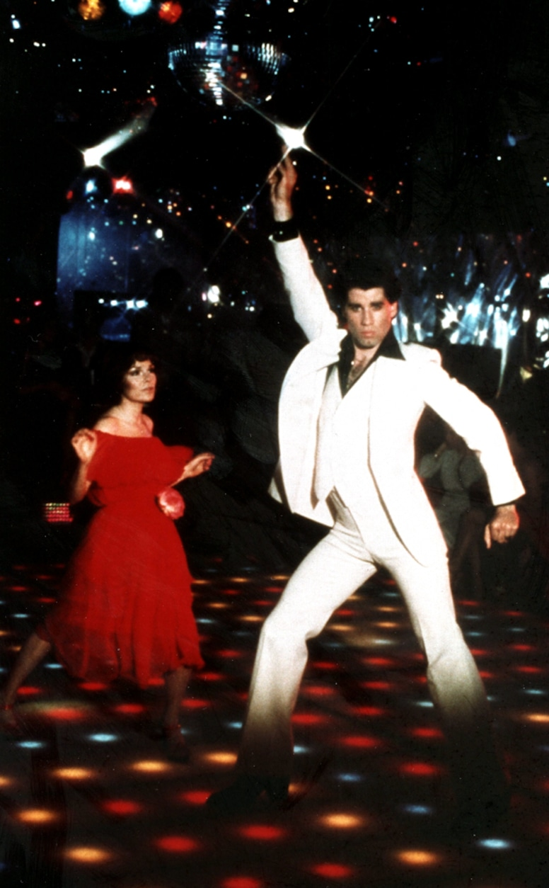 Saturday Night Fever, John Travolta