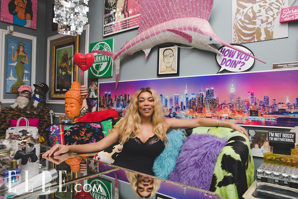 Wendy Williams, Elle