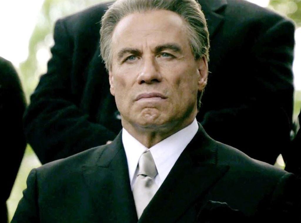Gotti, John Travolta