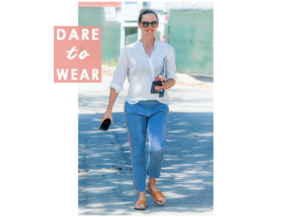 ESC: Dare to Wear, Jennifer Garner