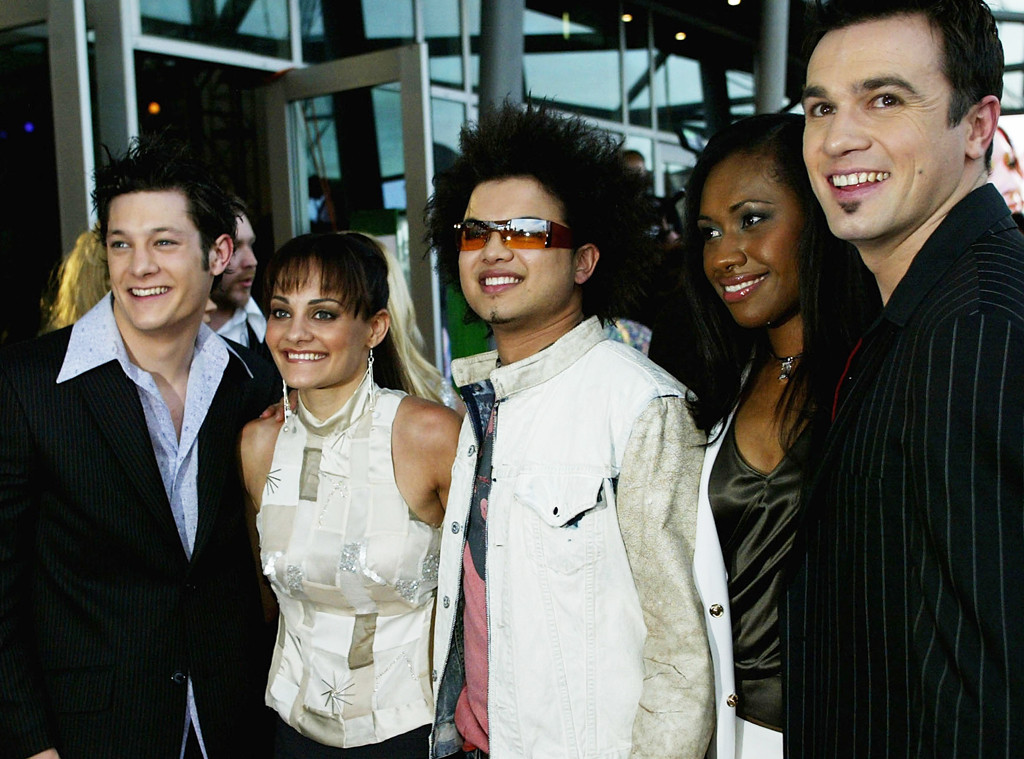 Australian Idol Season 1 Finalists