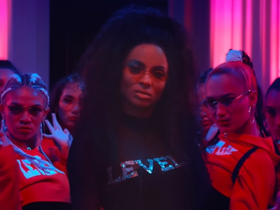 "Ciara Charts Her Comeback With ""Level Up"" Music Video"
