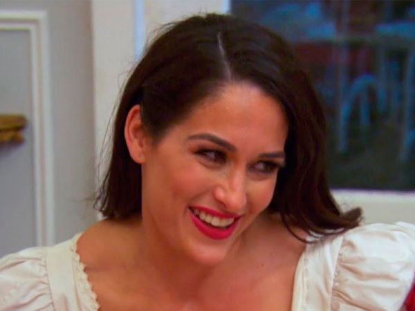 Nikki Bella Gets Wild With Strippers During a Masquerade Party on <i>Total Bellas</i>: ''Best Bachelorette Ever!''