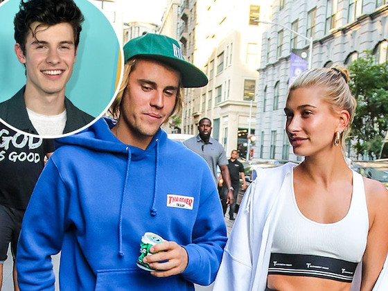 Shawn Mendes Speaks Out on Hailey Baldwin and Justin Bieber's Engagement