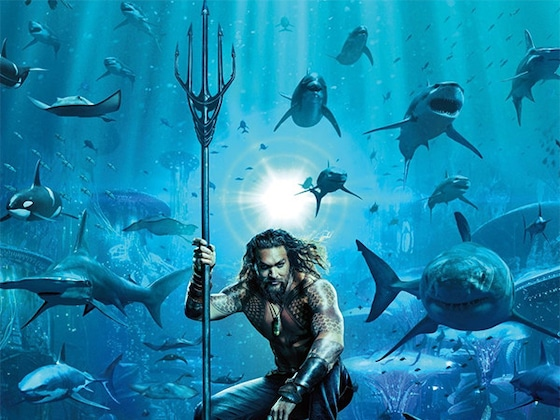 <i>Aquaman</i> Trailer Makes a Splash at Comic-Con 2018
