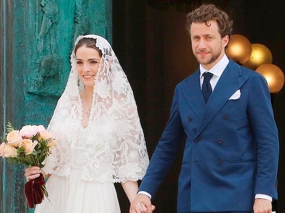 Anna Wintour's Daughter Bee Shaffer Marries Francesco Carrozzini