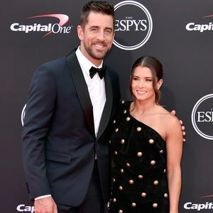 Danica Patrick, Aaron Rodgers, 2018 ESPYs