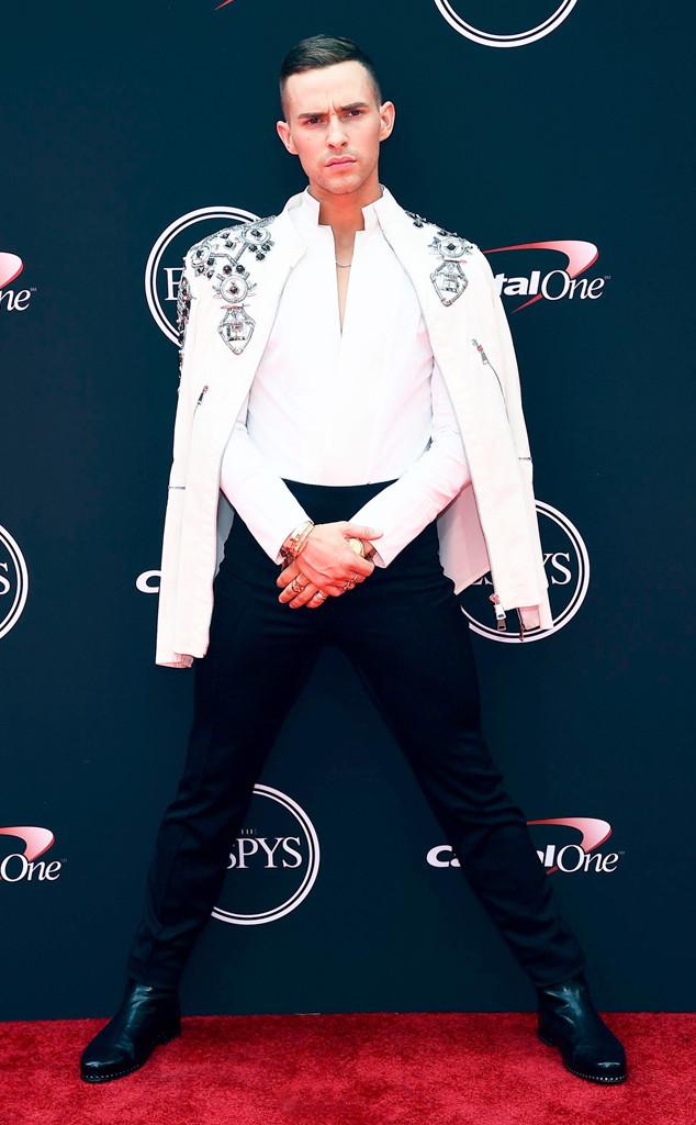 Adam Rippon, 2018 ESPYs