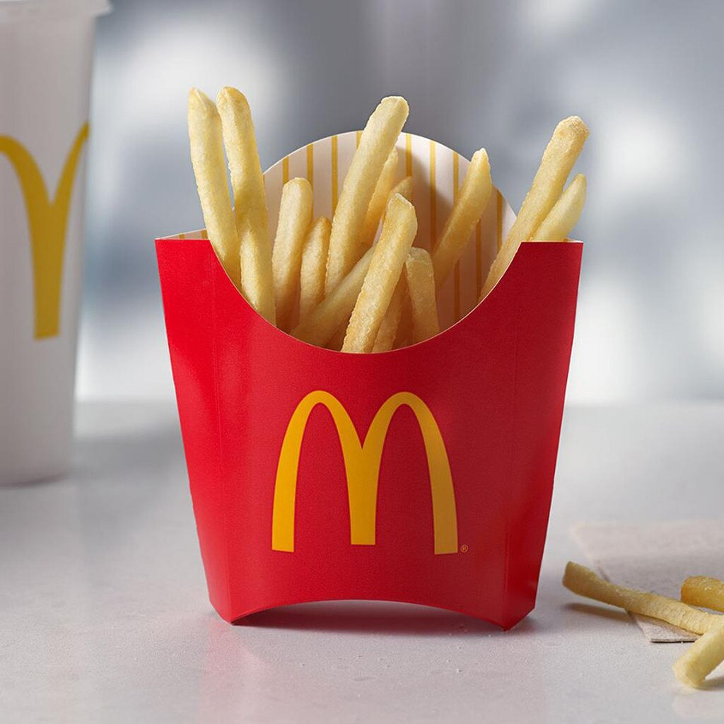 Watch This Just In: French Fries Are The Perfect Post-Workout Snack video