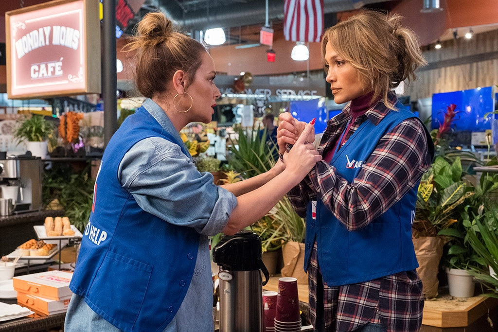 Jennifer Lopez, Leah Remini, Second Act