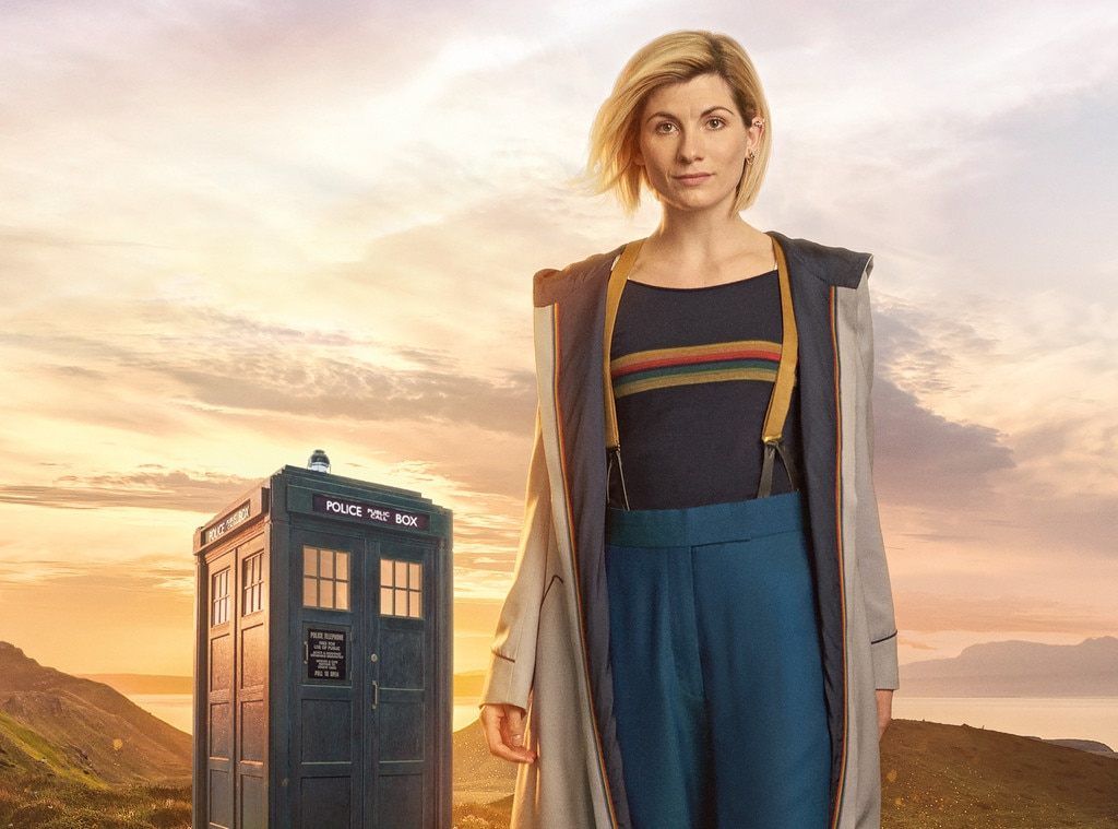 The Doctor Who Series 11 Trailer is Here!