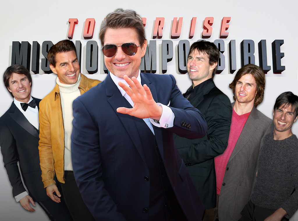 Tom Cruise, Mission Impossible Premieres, Feature