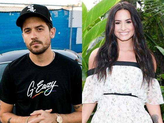 G-Eazy fala sobre rumores de namoro com Demi Lovato