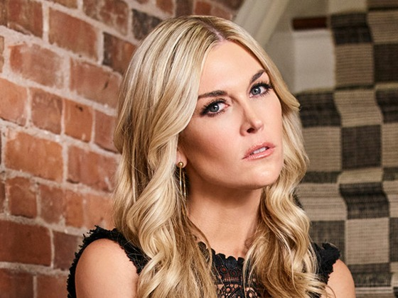 Tinsley Mortimer Comments on Luann de Lesseps' Relapse