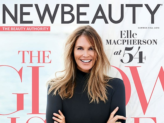 Elle Macpherson Shares Her Secrets to Beauty and Wellness—Dry Brushing, Homemade Granola and an Infrared Sauna Included!