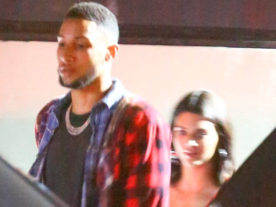 Kendall Jenner and Ben Simmons Find Themselves at the Same Party as Tinashe