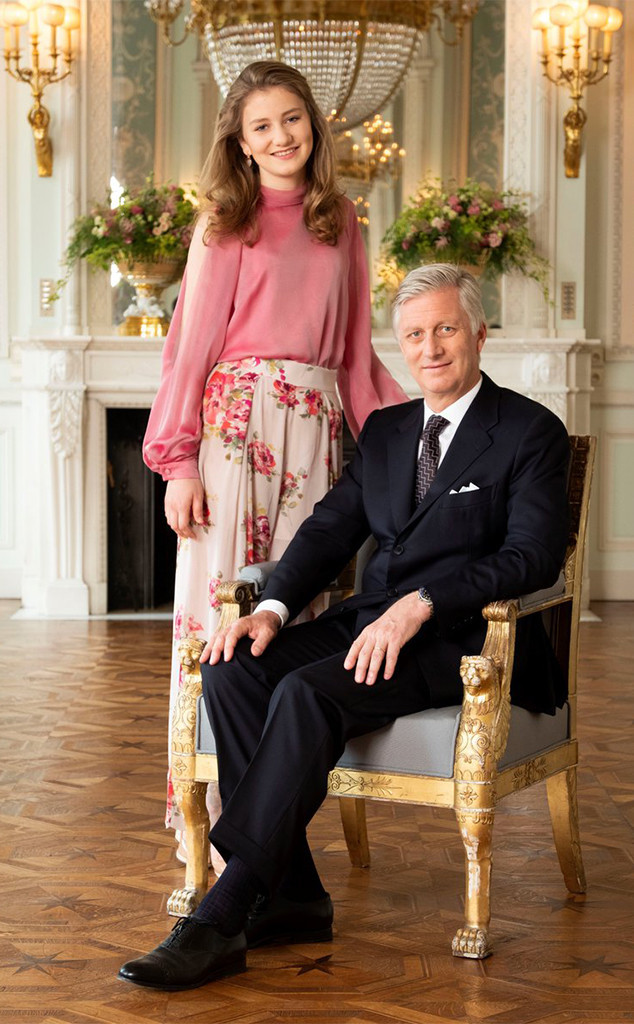 Belgian Royal Family, King Philippe, Princess Elisabeth