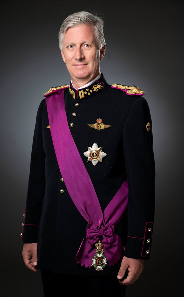 Belgian Royal Family, King Philippe
