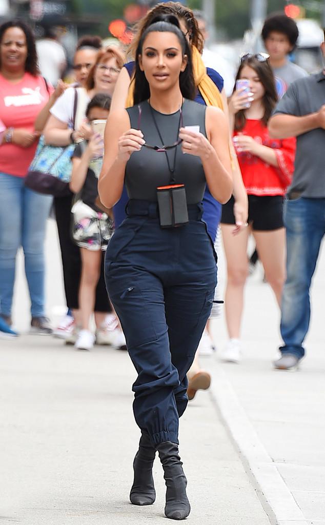 ESC: Kim Kardashian, Bodysuits